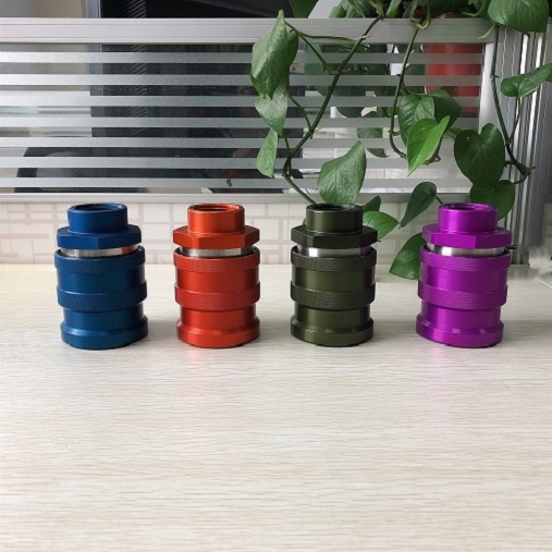ISO16028 Quick Coupling FF0B Female Golden
