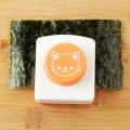 3D Cartoon Sushi Maker Children Rice Ball Mould Sandwich DIY Tool Kitchen Accessories Cute Rice Roll Mold Rice Ball Maker