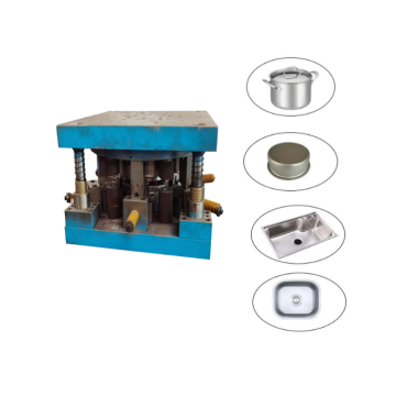 Professional hydraulic press mould for rice cooker
