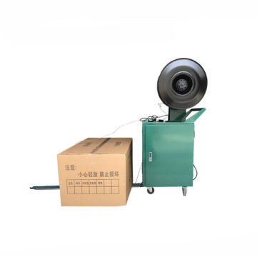 Carton Box Case Pallet Strapping Packing Machine