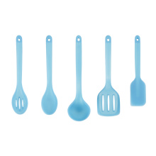 Food Grade 5Pcs Full Silicone Cooks Tools Cookware