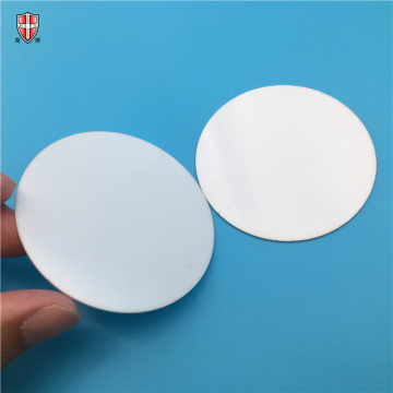 laser cutting 96% alumina zirconia ceramic wafer chip