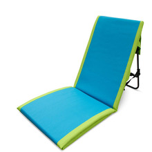 Fully padded deluxe lounger steel Beach bedding
