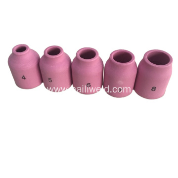 53N ceramic nozzle for wp9 tig torch