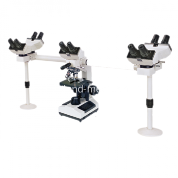 Lage prijs Lab Multi Viewing Microscope