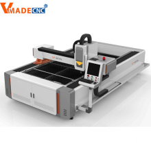 1000W 2000W IPG Raycus Laser Fiber Cutting Machine