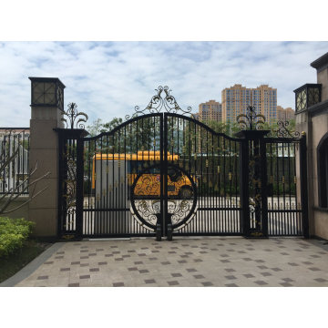 Security Steel Gate