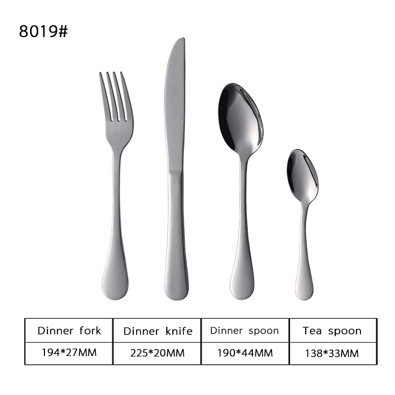 Multipurpose Piece Stainless Steel Cutlery Set