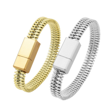 Wholesale bracelet USB charger cable for samsung