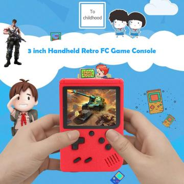 400 IN 1 Retro Video Game Console 3.0 Inch Color Screen Handheld Game Console Pocket Console Gaming Player Machine for FC Game