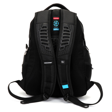 Laptop Backpack Business Black Waterproof Outdoor