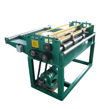 High efficiency 0.5mm coil thickness slitting machine steel