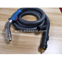 MIG/MAG Welding Fume Extraction Torch for binzle 36KD