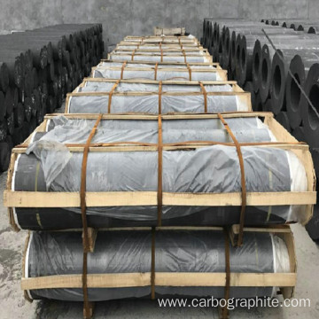 Dia 600 mm Electrode Graphite for Resistance Furnace