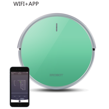 Visual app control robot vacuum cleaner