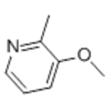 Pyridine,3-methoxy-2-methyl- CAS 26395-26-6