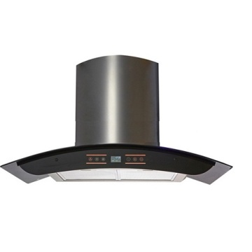 Glass Cooker Hoods Kitchen Hoods