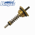 brass nozzle with spring