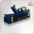 Scrap Aluminium Profile Copper Shavings Baler Machine
