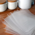 Vacuum compressed transparent nylon