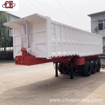 3 Axles Tipper Trailer
