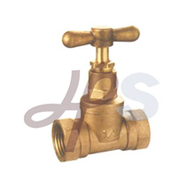BS1010 forged brass stop valve