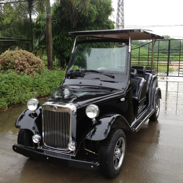 Classic gas system golf cart for sale