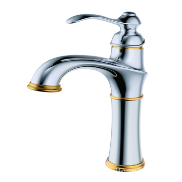 Quality one hole lavatory basin faucet tap set