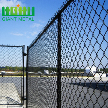 Supply used chain link fence for garden