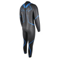 Seaskin Mens Back Zip Triathlon Fullsuit Wetsuit