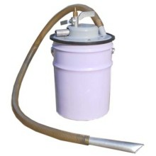 Pneumatic industrial vacuum cleaner