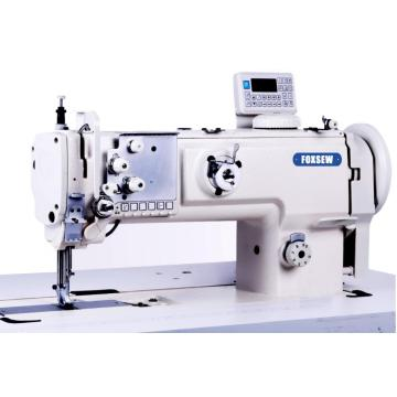 FOXSEW Single needle compound feed sewing machine