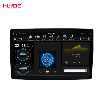 Klyde top 1 sale tesla car stereo 4G