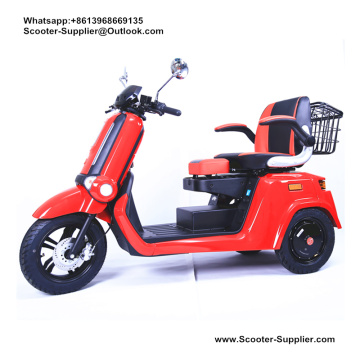 400W double motor pedicab for sale