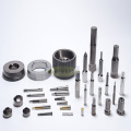 Contour grinding forming punch cnc machining components