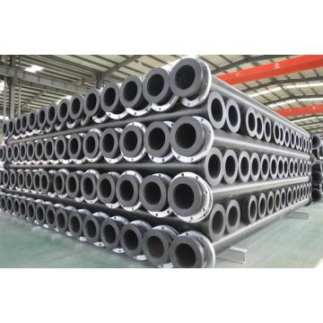 Plastic steel composite pipe