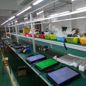 Pallet Type PC Assembly Conveyor Laptop Assembly Line