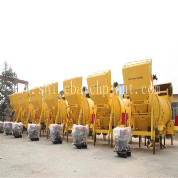 Mobile Drum Concrete Mixer On Sale
