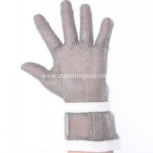 Metal Mesh Safety Gloves For Slaughterhouse