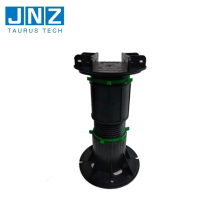 adjustable pedestal for swimming pool and fountain