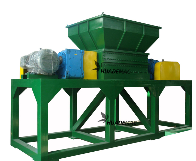 D Shafte Shredder 750