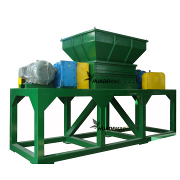 Best double shaft shredder