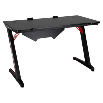 Ergonomic Z Shape RGB Gaming PC Table