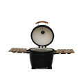 Egg Design Charcoal Ceramic BBQ Kamado Grill