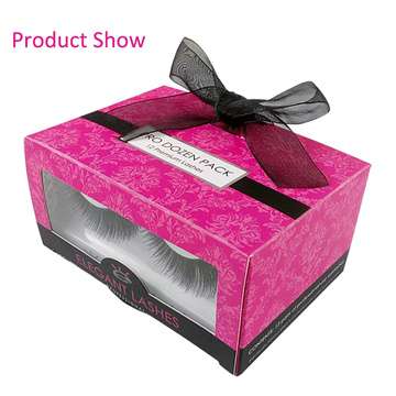 Best Sale False Extensions Eyelashes Paper Box