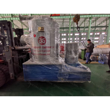 Inflow Pressure Screen For Paper Machine