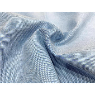 CVC Thickened Oxford Woven Dyed Fabric