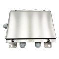 Ip68 Stainless Steel Junction Box Platform Scale