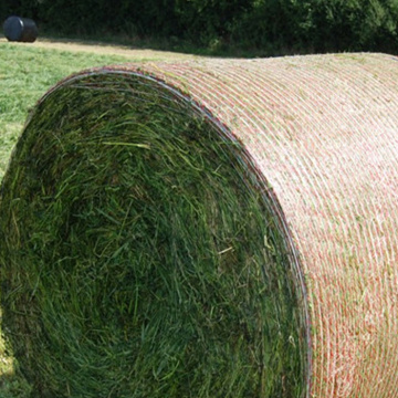 smooth wrapping net for silage bales