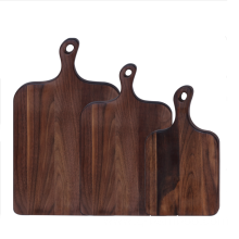 Rectangle walnut wood chopping board